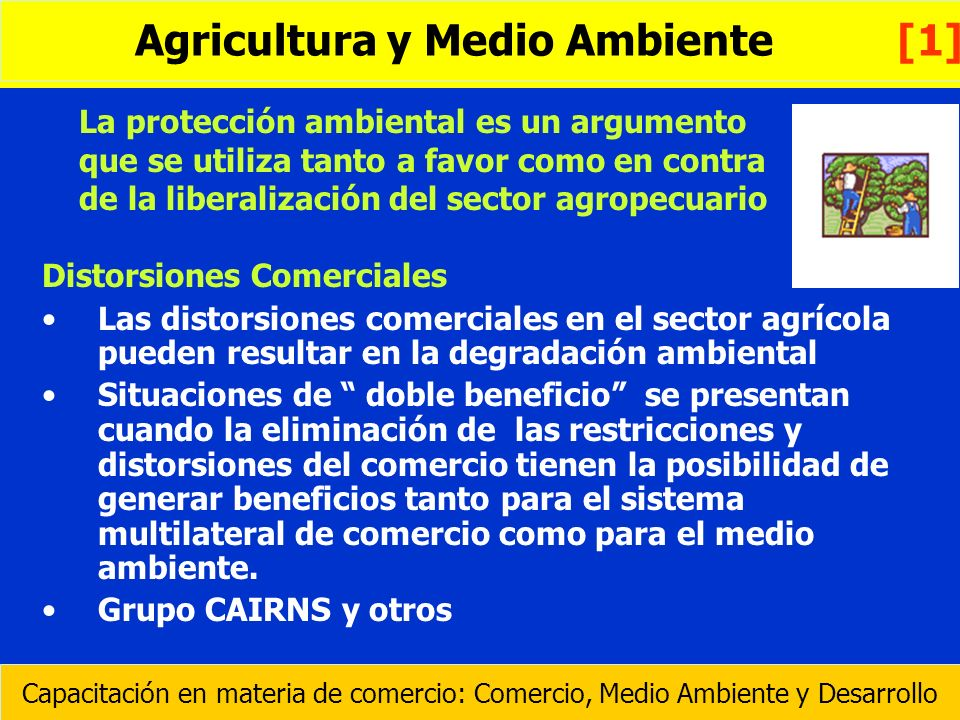Agricultura y Medio Ambiente [1]